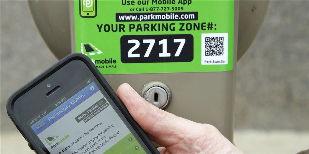 Mobile Parking App Wilmington DE
