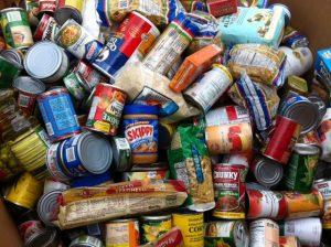 Food Bank of DE Food Drive