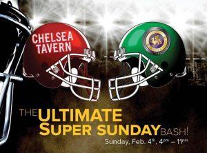 Ultimate Super Sunday in Downtown Wilmington, DE