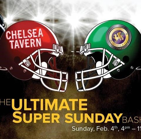 Ultimate Super Sunday in Downtown Wilmington, DE