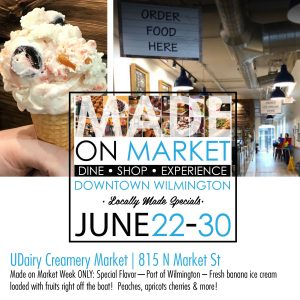 UDairy Creamery Market specials for Made on Market the week of June 22nd - 30th!
