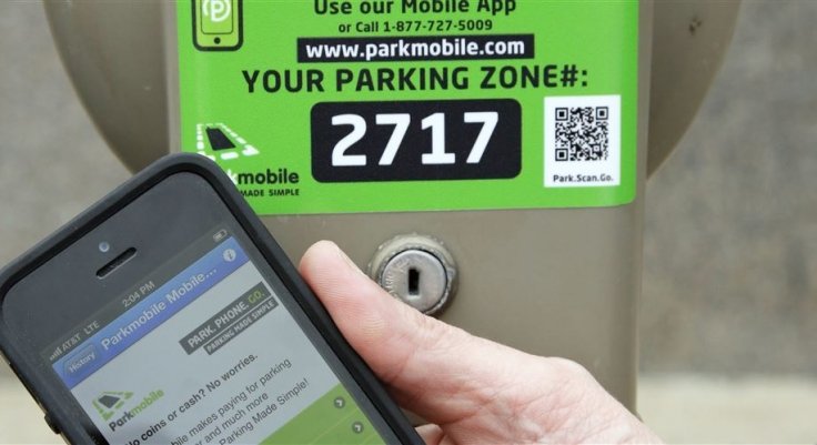 Image result for parking meter app