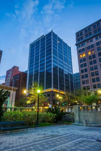 Exterior Night View Of Wilmington De Apartments For Rent